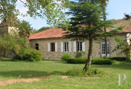 Village houses for sale - midi-pyrenees - In the heart of Gascony,-a former 16th century tannery in Lower Armagnac