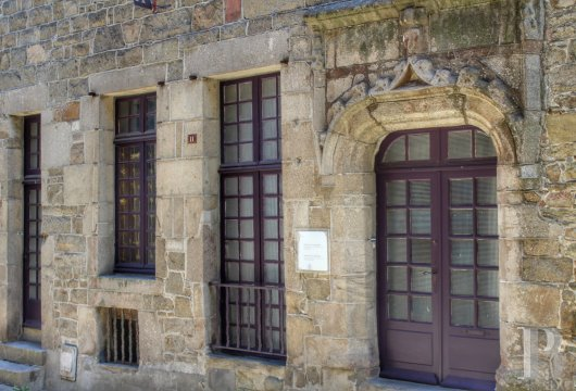 mansion houses for sale France brittany   - 3