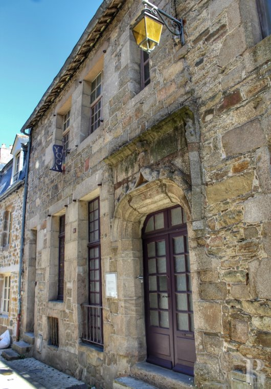 mansion houses for sale France brittany   - 1