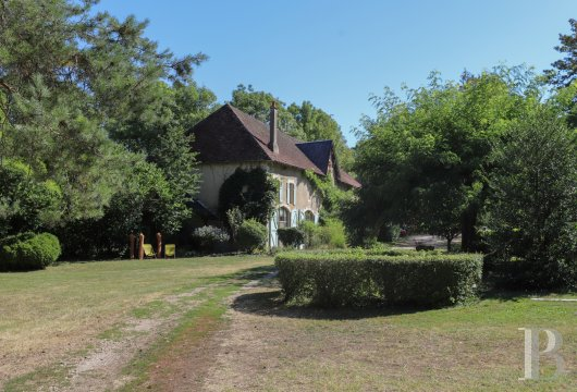 manoirs a vendre bourgogne   - 20
