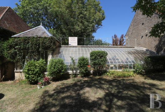 manoirs a vendre bourgogne   - 26