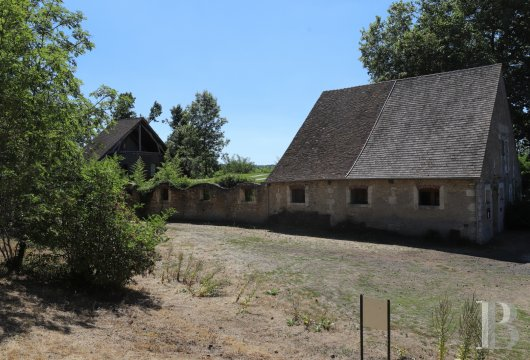 manoirs a vendre bourgogne   - 22