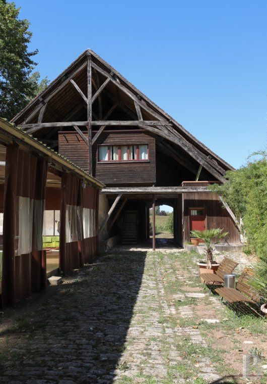 manoirs a vendre bourgogne   - 25