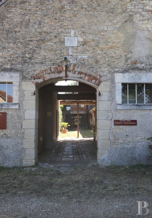 manoirs a vendre bourgogne   - 21