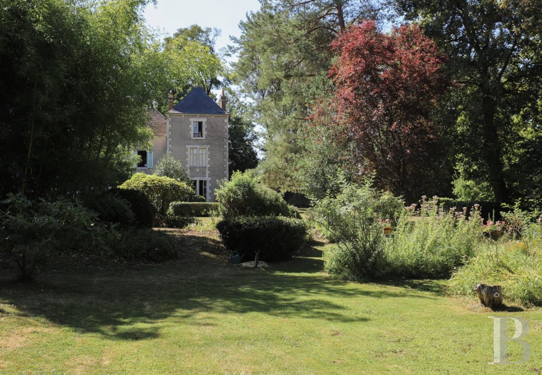 manoirs a vendre bourgogne   - 27