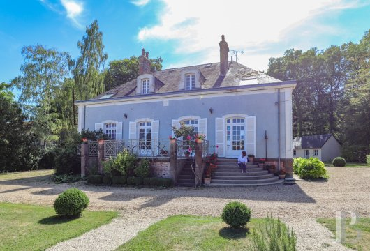 manoirs a vendre bourgogne   - 2