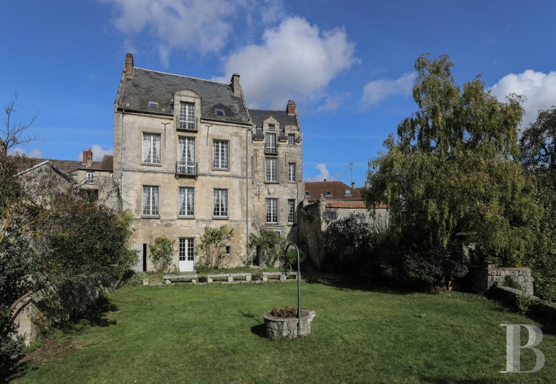 immobilier prestige picardie hotel particulier - 1