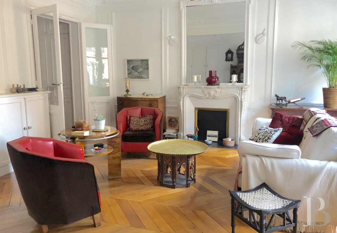 appartements a vendre paris   - 2