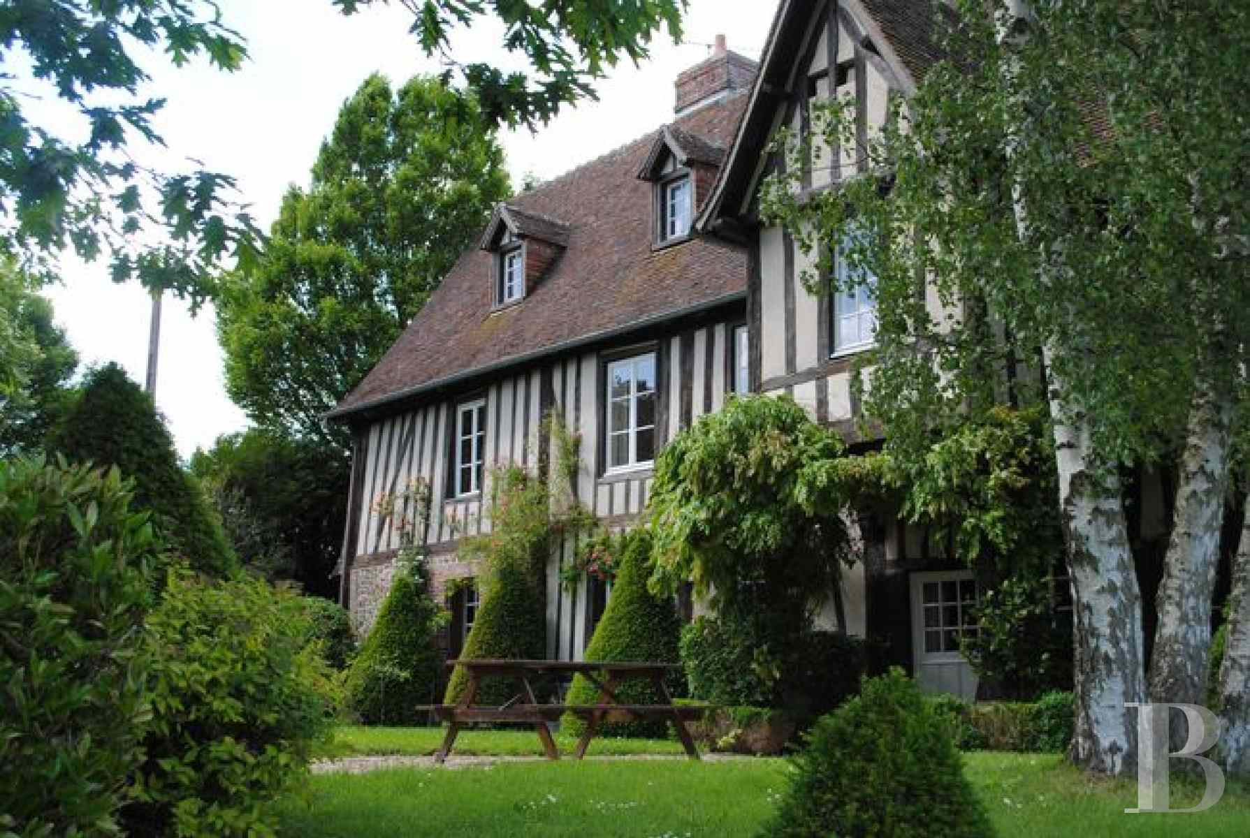 France mansions for sale lower normandy property for - 2 zoom