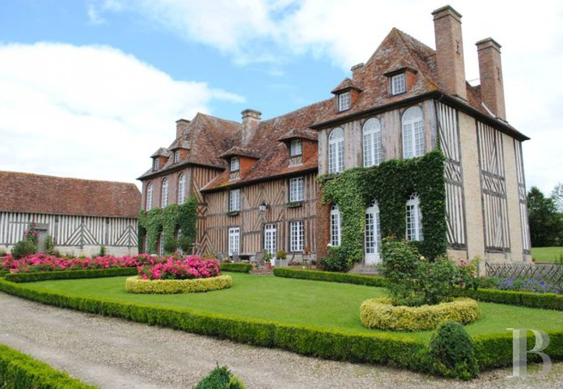 France mansions for sale lower normandy property for - 1