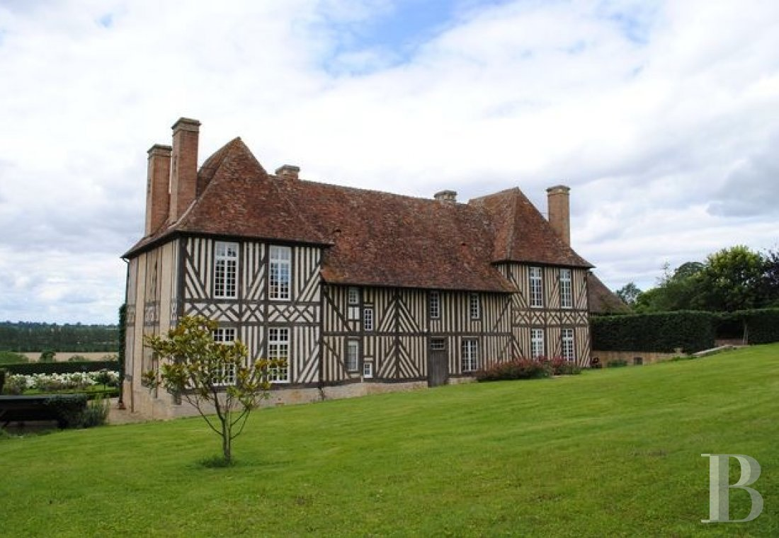 France mansions for sale lower normandy property for - 2