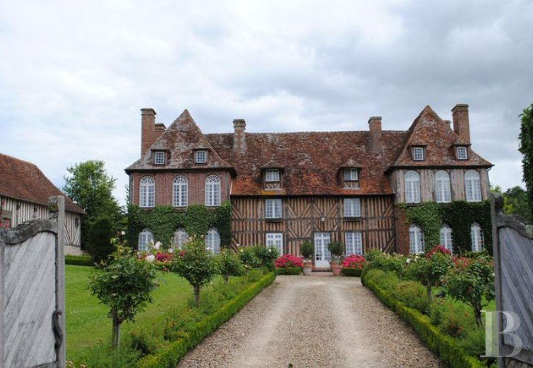 France mansions for sale lower normandy property for - 11