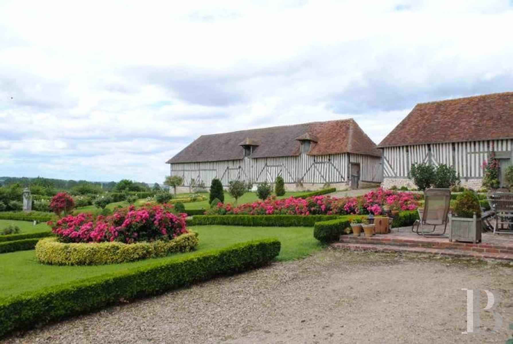 France mansions for sale lower normandy property for - 3 zoom