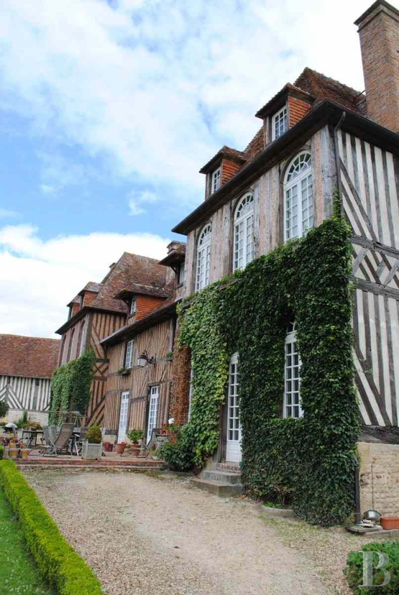 France mansions for sale lower normandy property for - 4 zoom