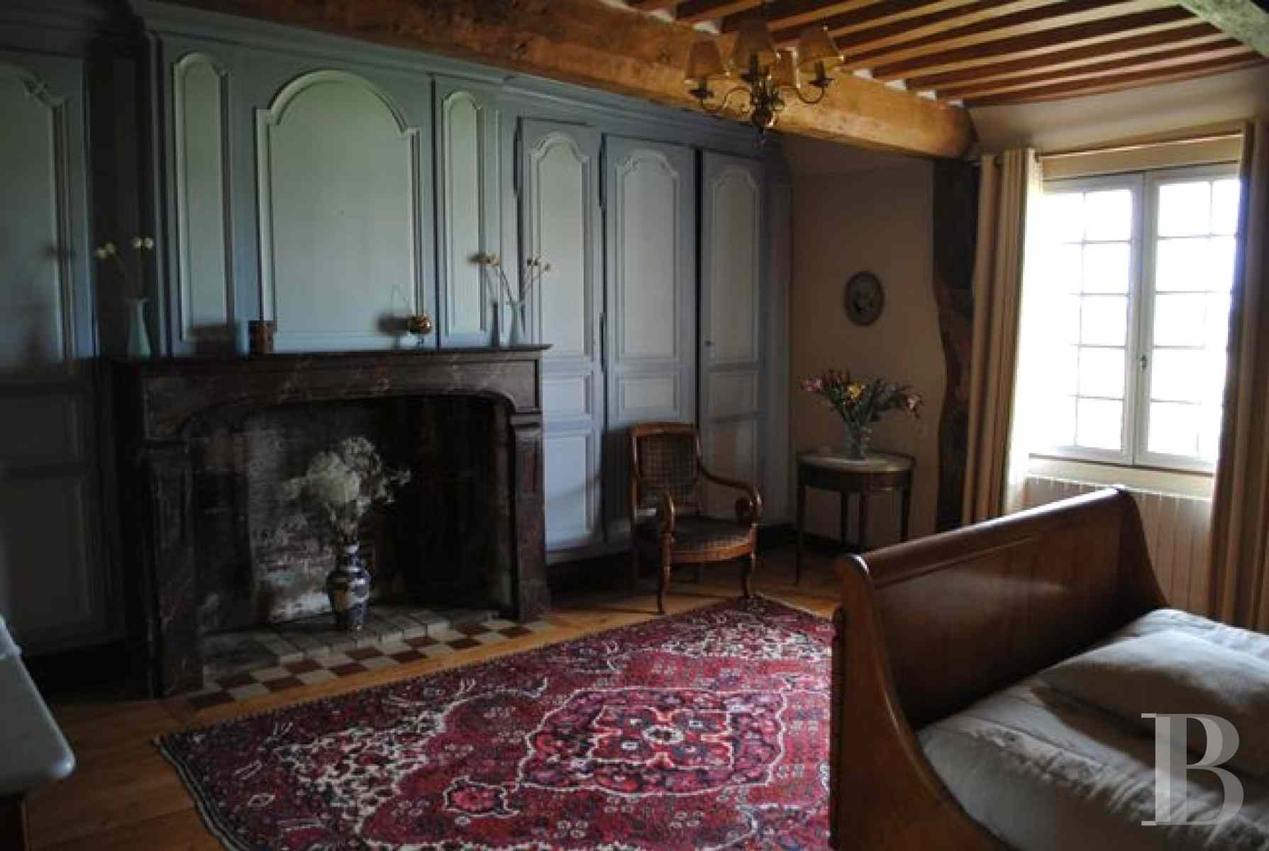 France mansions for sale lower normandy property for - 9 zoom