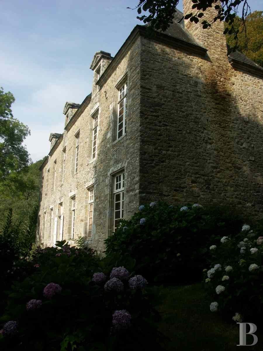 property for sale France brittany morbihan abbey - 2 zoom