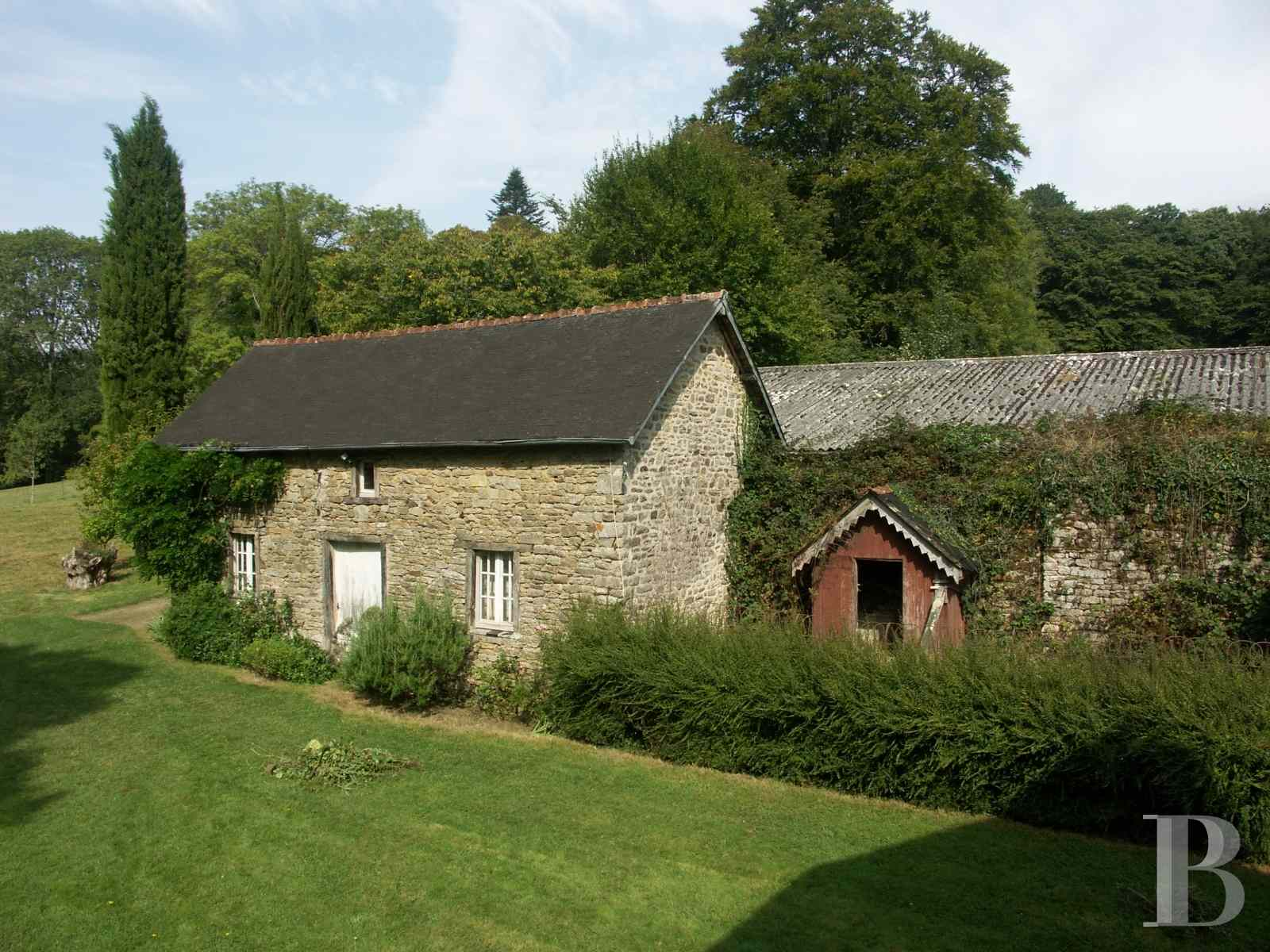 property for sale France brittany morbihan abbey - 5 zoom