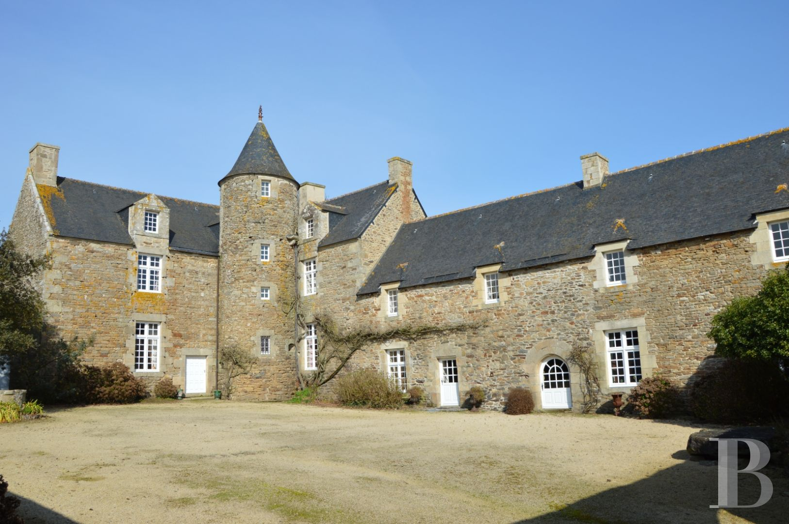 France mansions for sale brittany residence brittany - 1 zoom