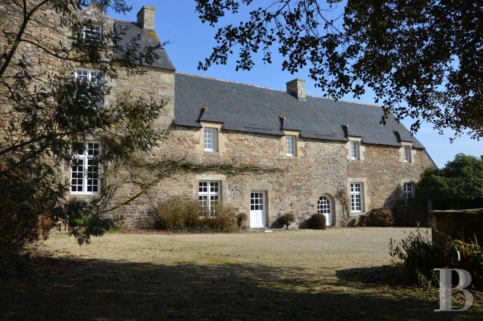 France mansions for sale brittany residence brittany - 2 zoom