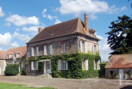 Farms for sale - ile-de-france - 15 km (9 miles) from Vaux-le-Vicomte, an 18th century architectural property