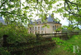 Character houses for sale - champagne-ardennes - Near to Belgium, an 11th and 19th century listed stronghold house