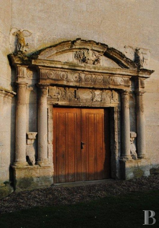 monastery for sale France picardy chapel for - 2 mini