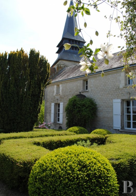 France mansions for sale picardy country mansion - 2