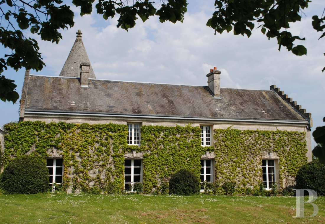 France mansions for sale picardy country mansion - 1