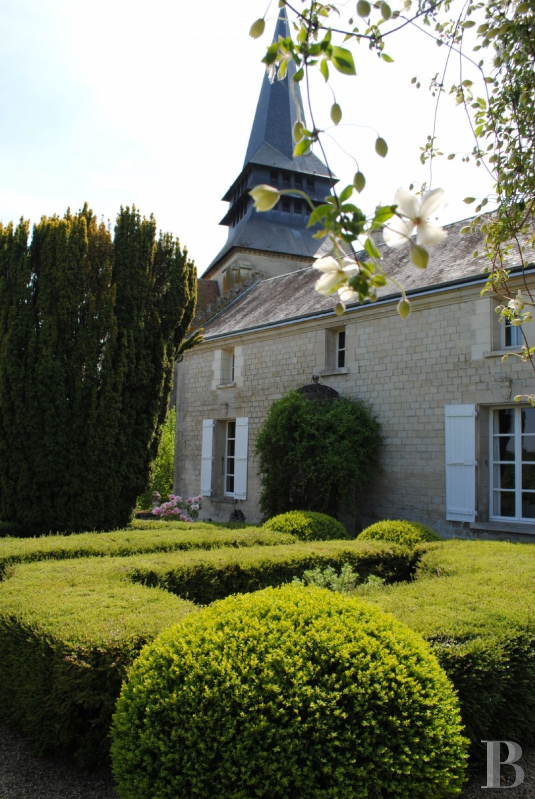 manoirs a vendre picardie gentilhommiere 16eme - 2 zoom