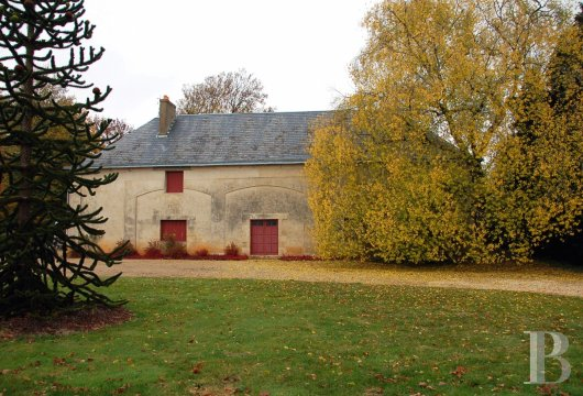 chateaux for sale France poitou charentes property outbuildings - 8