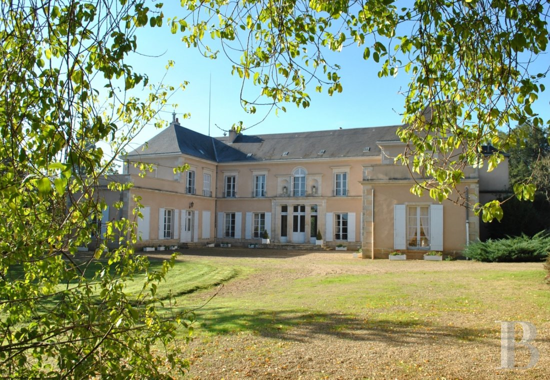 chateaux for sale France poitou charentes property outbuildings - 1
