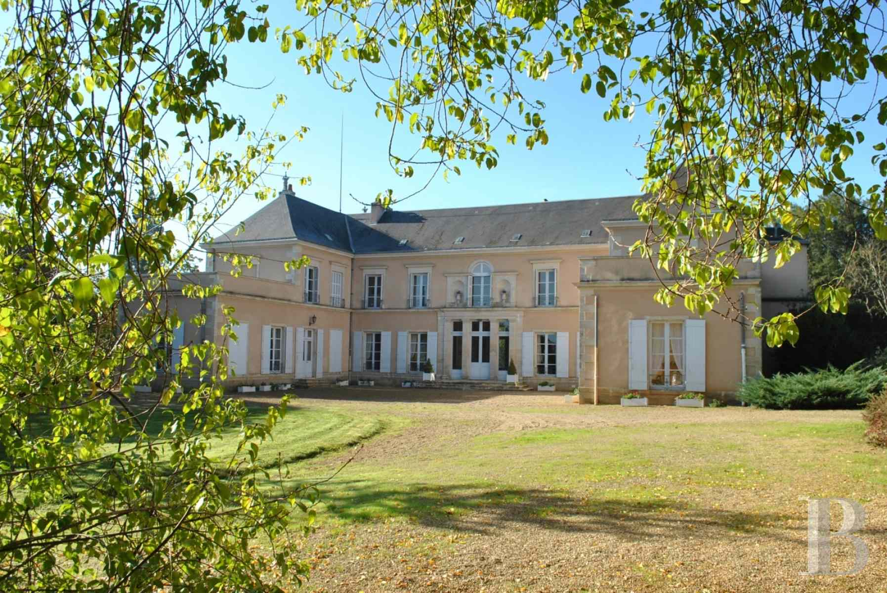 chateaux for sale France poitou charentes property outbuildings - 1 zoom