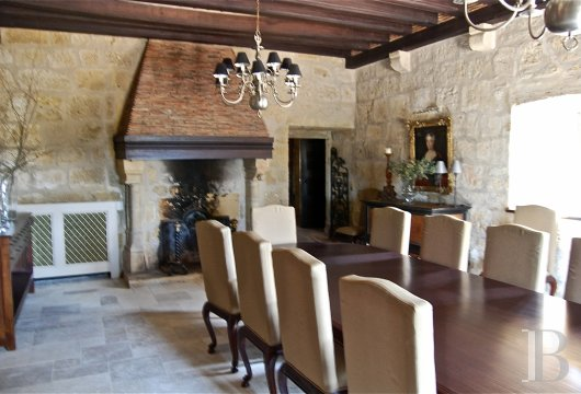 chateaux for sale France aquitaine bearn region - 10