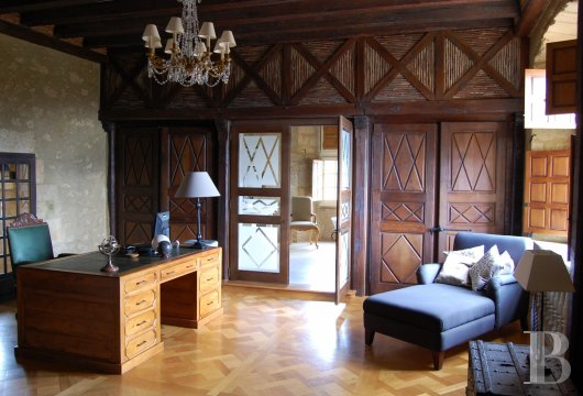 chateaux for sale France aquitaine bearn region - 11