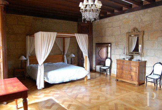chateaux for sale France aquitaine bearn region - 16