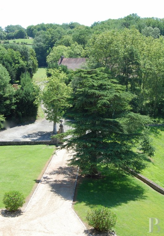 chateaux for sale France aquitaine bearn region - 19