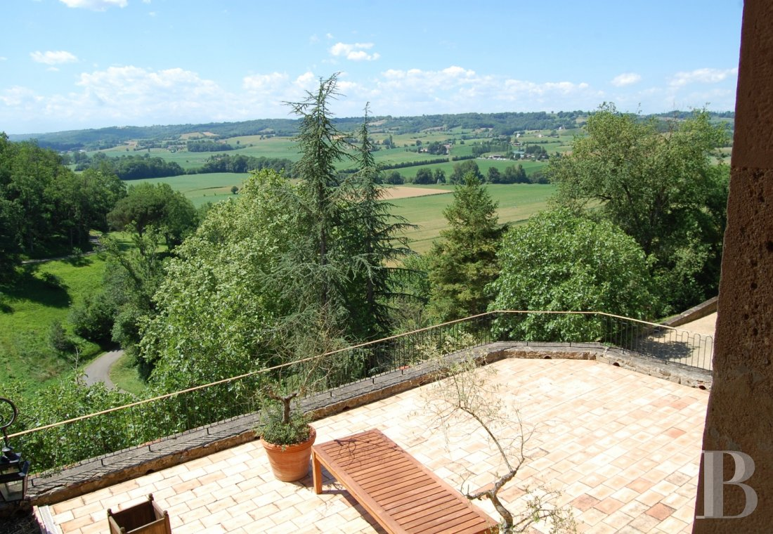 chateaux for sale France aquitaine bearn region - 17