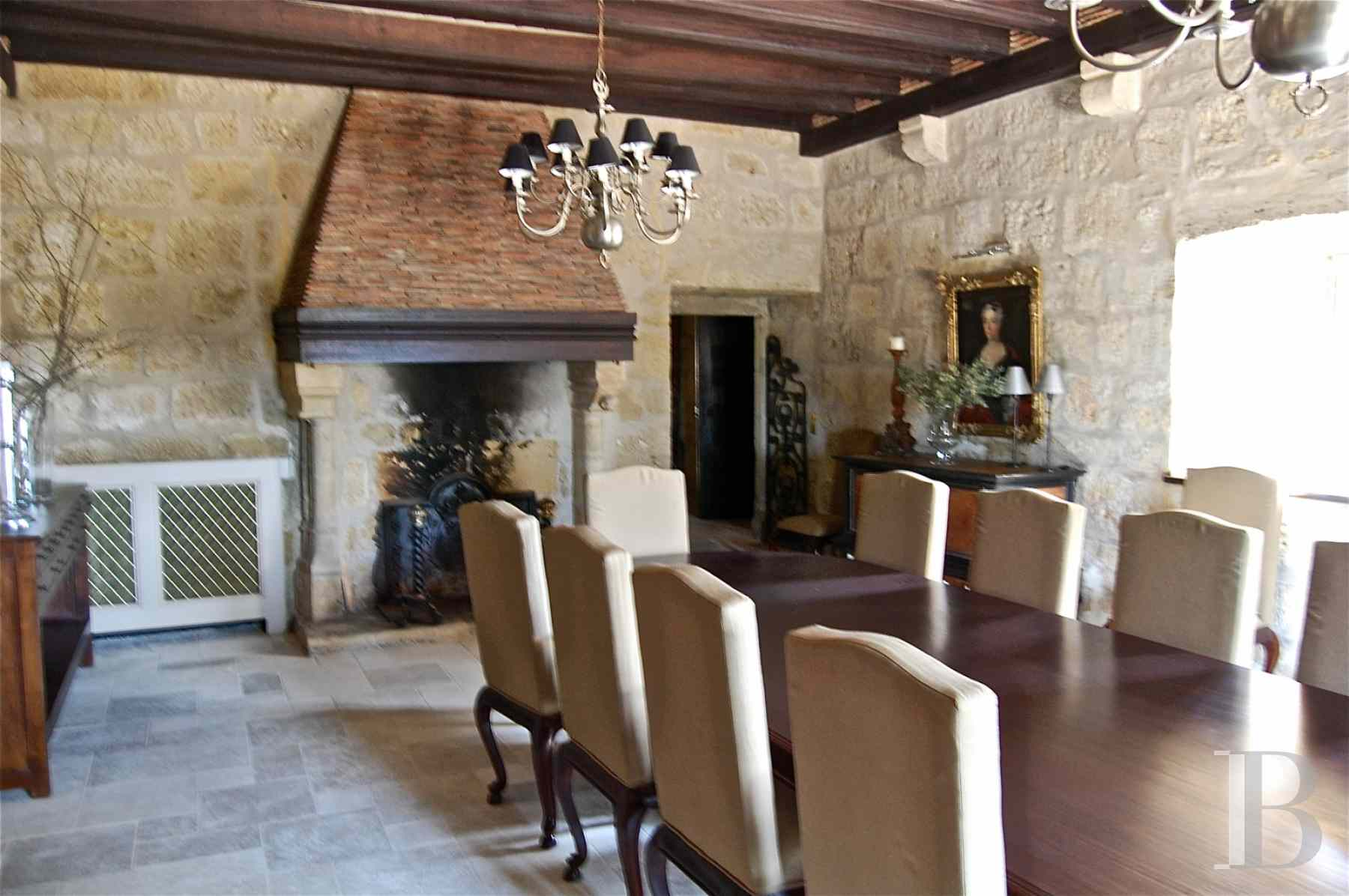 chateaux for sale France aquitaine bearn region - 10 zoom