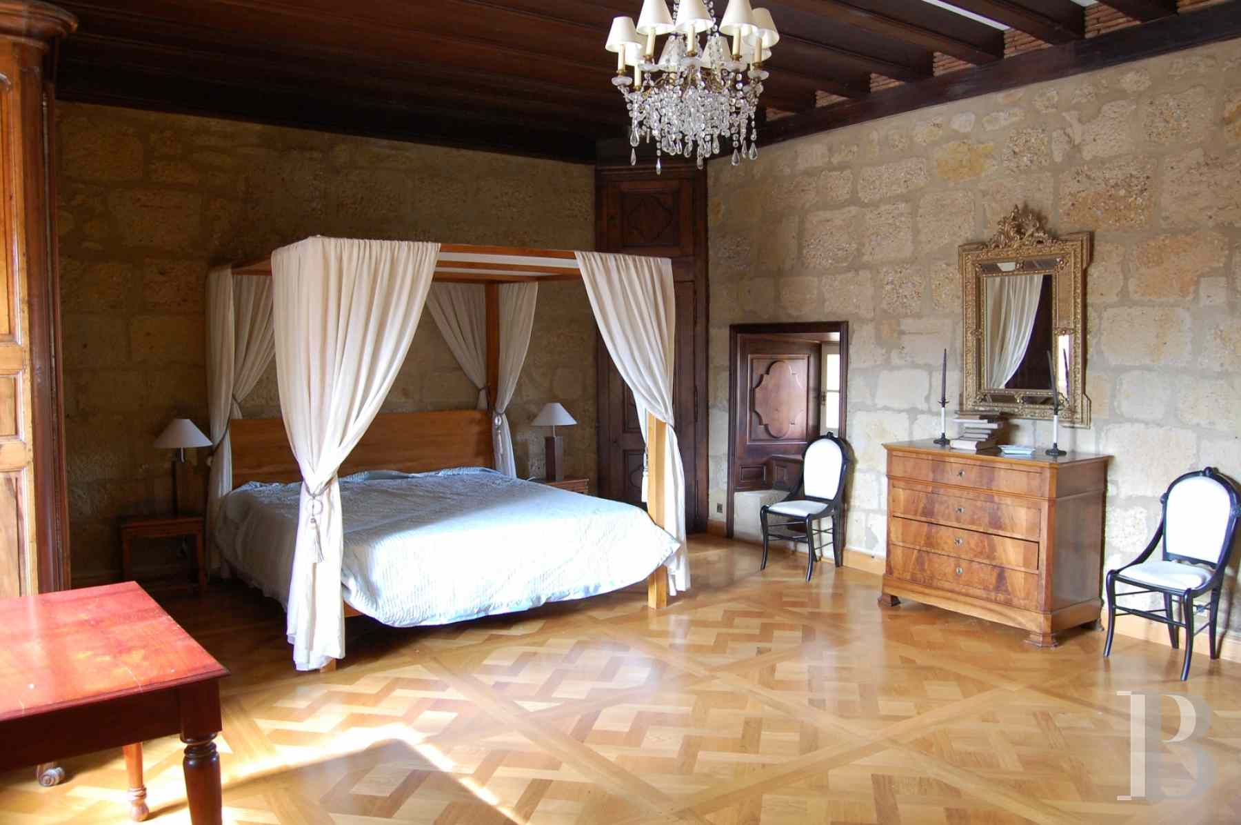 chateaux for sale France aquitaine bearn region - 16 zoom