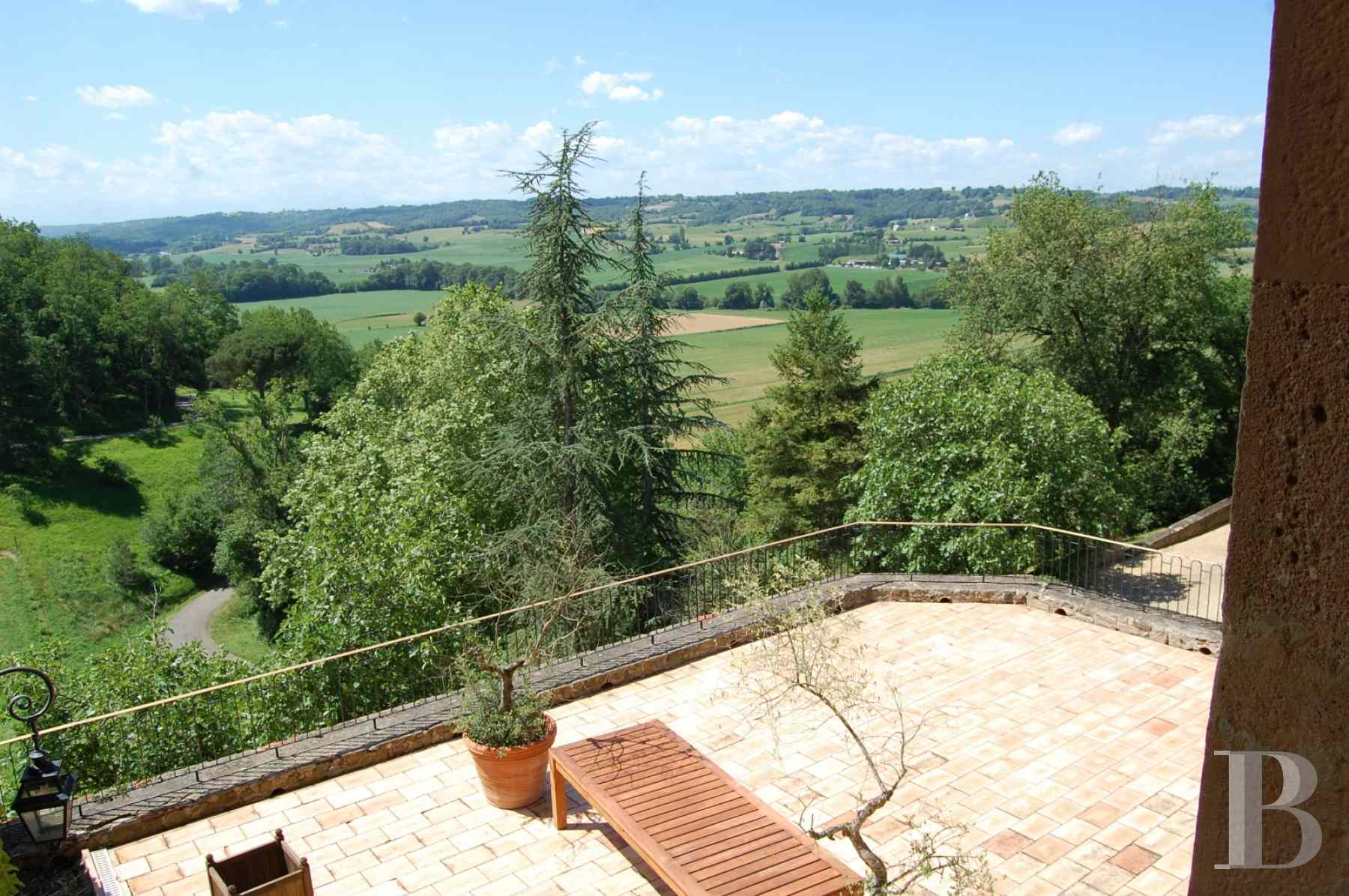 chateaux for sale France aquitaine bearn region - 17 zoom
