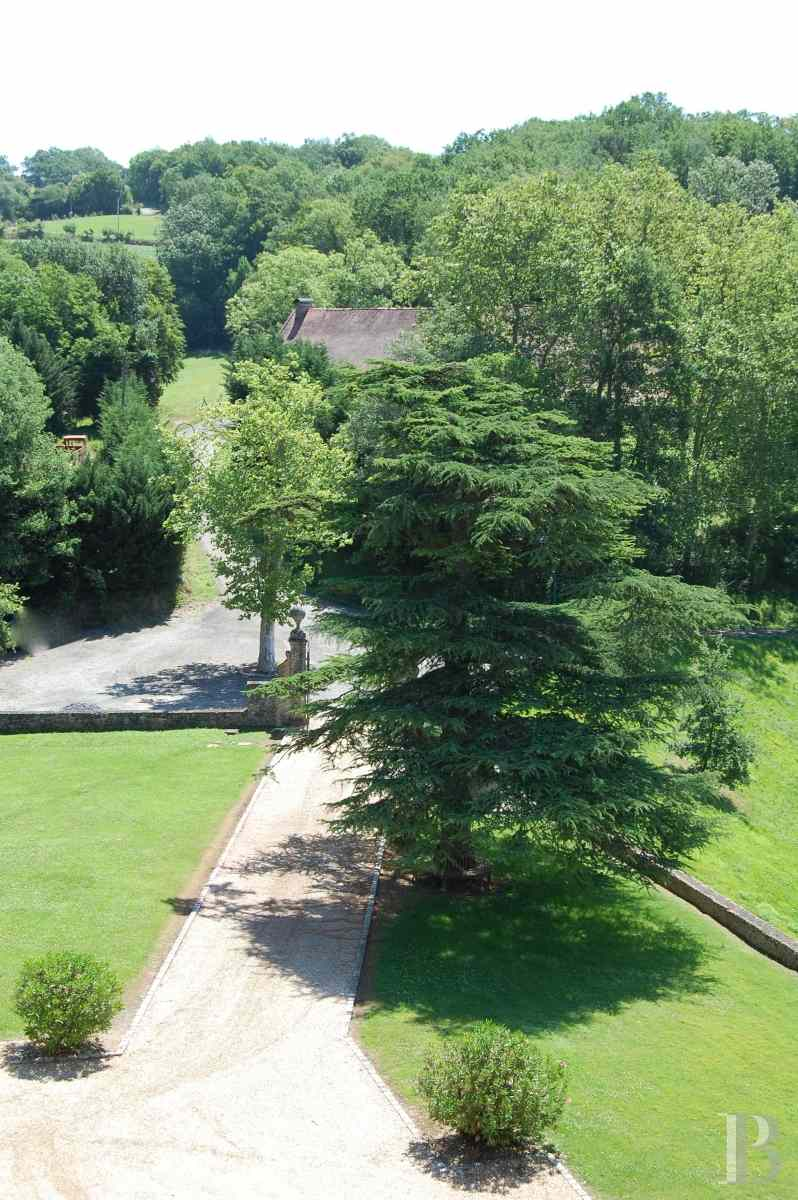 chateaux for sale France aquitaine bearn region - 19 zoom
