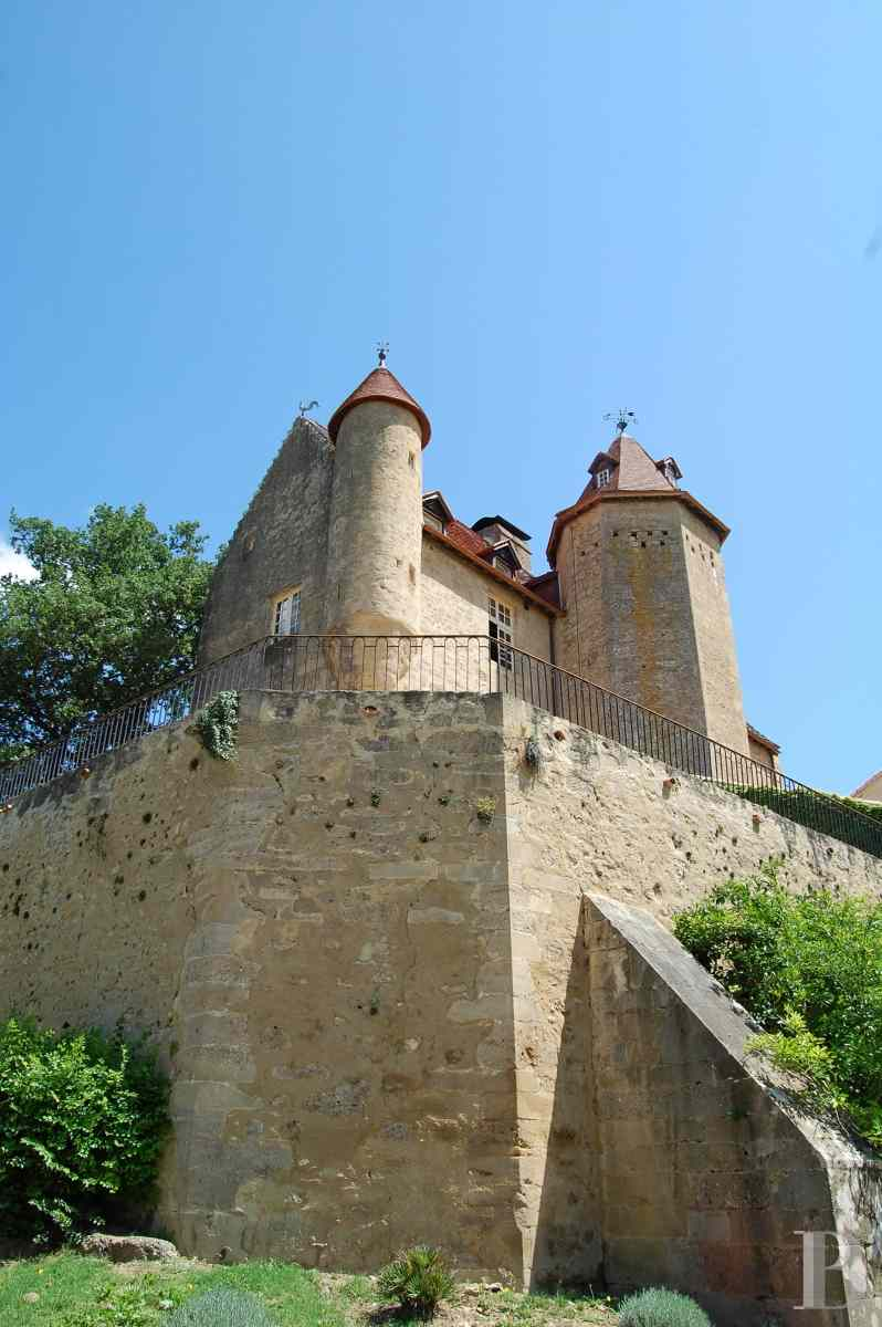 chateaux for sale France aquitaine bearn region - 6 zoom