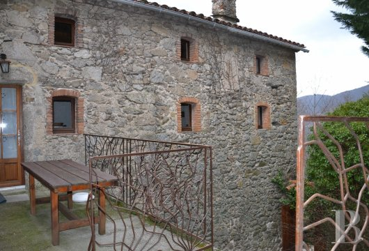 character properties France languedoc roussillon estate cevennes - 3