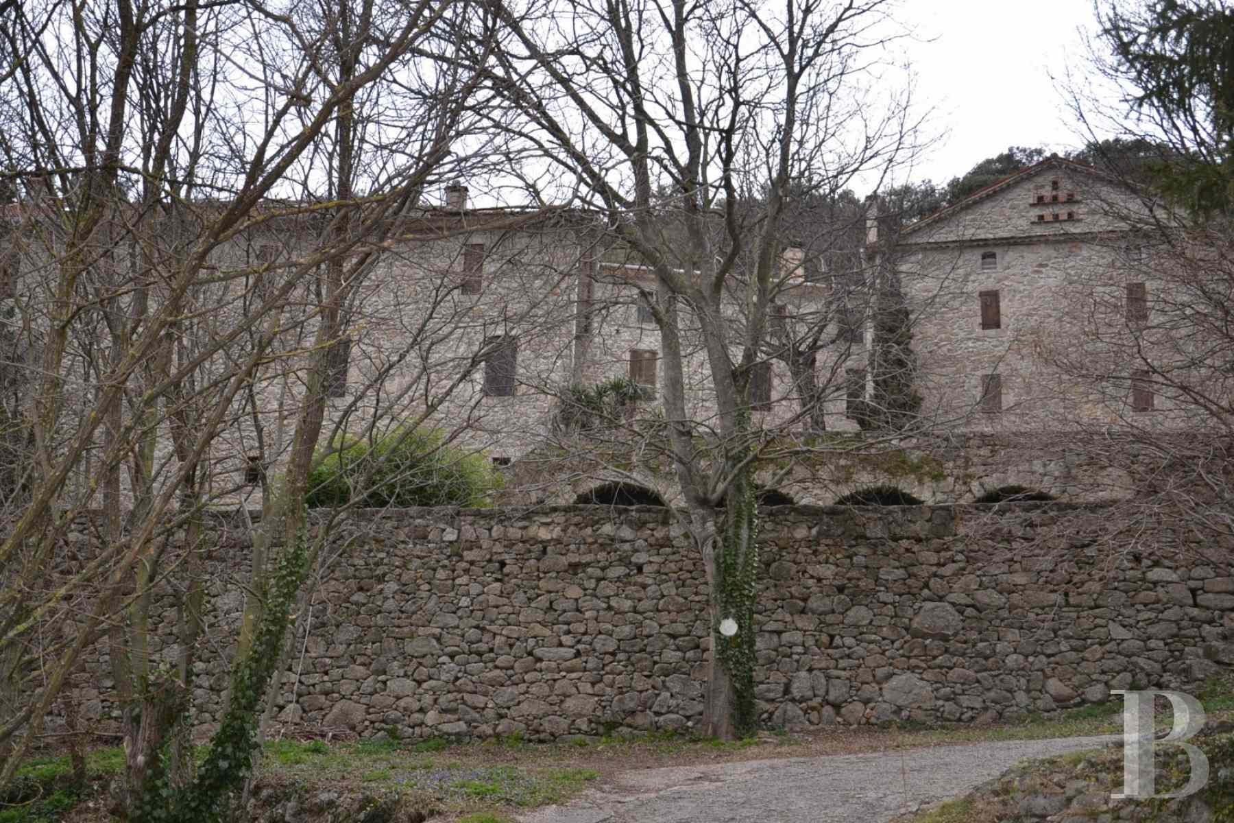 character properties France languedoc roussillon estate cevennes - 5 zoom