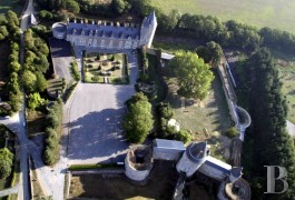 Historic buildings for sale - pays-de-loire - A listed castle in a 3 ha estate near to Nantes