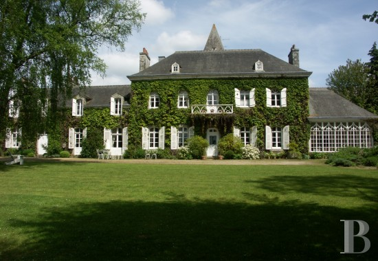 France mansions for sale brittany saint brieuc - 1