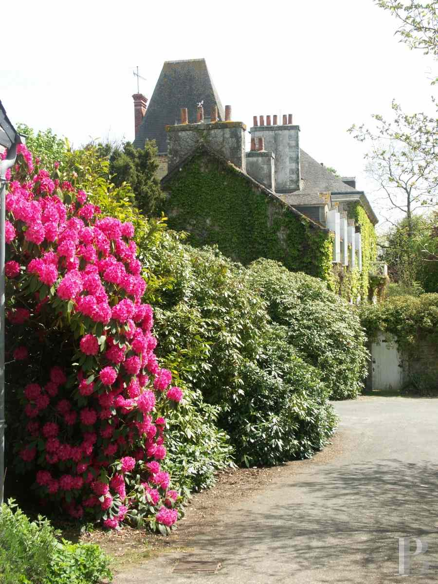 France mansions for sale brittany saint brieuc - 2 zoom