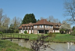 Hunting grounds for sale - center-val-de-loire - Co-exclusivité En Sologne, propriété d'exception de 395 hectares