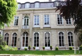 Vente de h tels particuliers en picardie nord pas de calais lille champagn - Hotel particulier lille ...