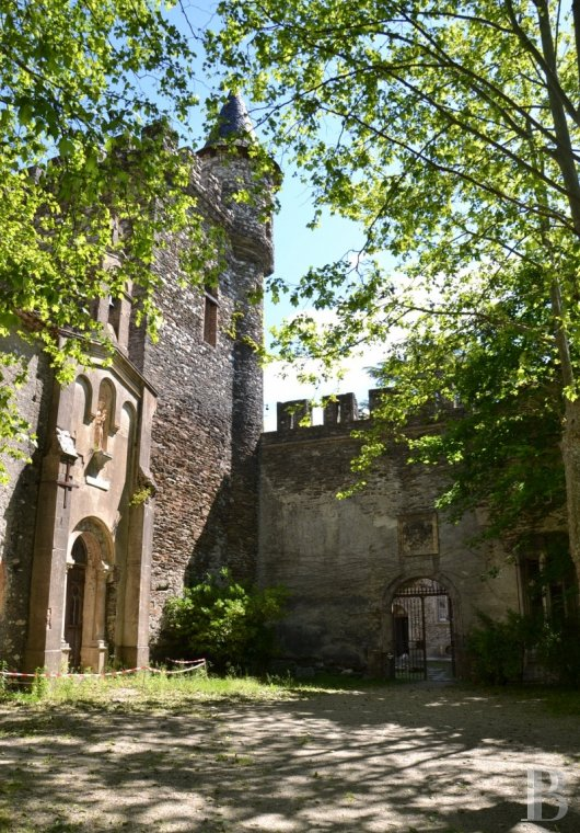 chateaux for sale France languedoc roussillon   - 2